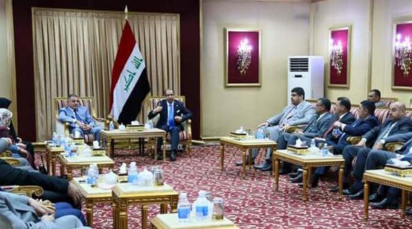 """اجتماع في منزل """"الجبوري"""" لاستبدال حكومة صلاح الدين"""