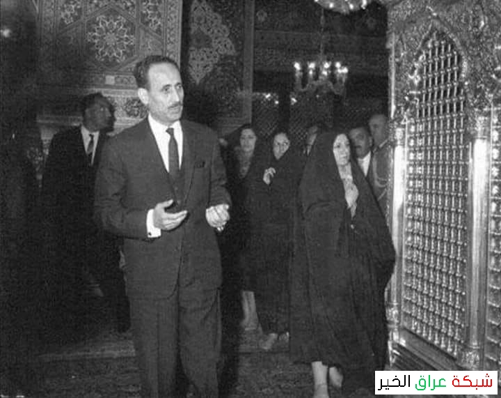 الرحمن محمد عارف يزور الإمام