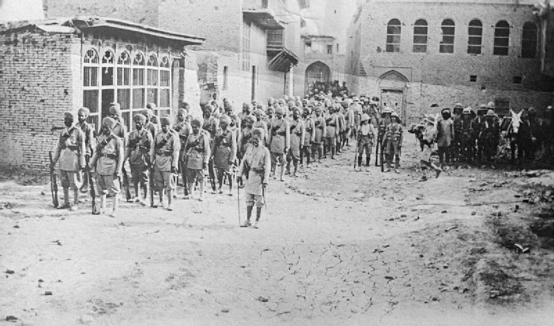 لمدينة الكوت ذاكرة الدولة العثمانية
