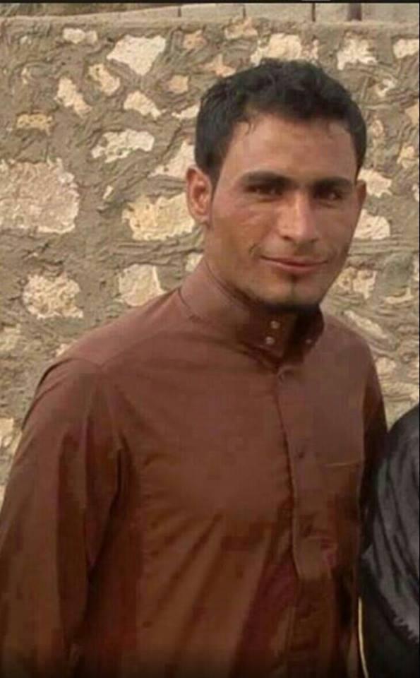 الارهابي خالد ناصر الذي الجنود