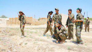 الأكراد بصدد فرض حظر التجول شمالي سوريا