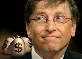 بيل غيتس الرئيس التنفيذي ورئيس شركة