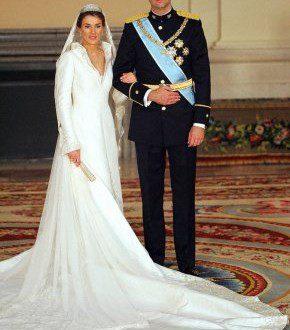 الزواج الملكى لولى عهد أسبانيا