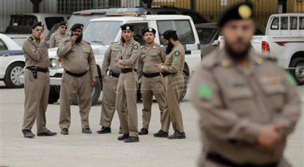شرطي-سعودي