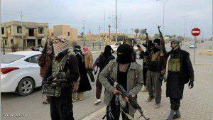 مسلحون من داعش