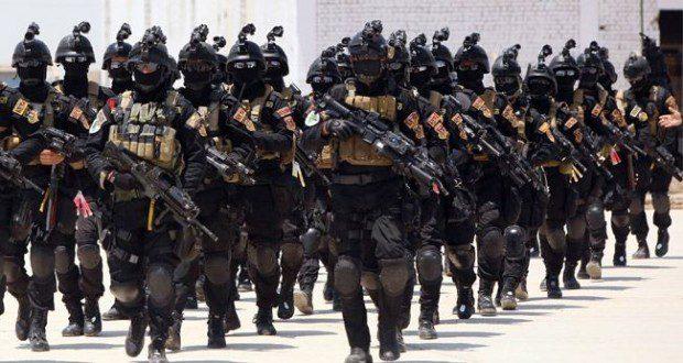 قوات خاصة من الجيش العراقي