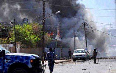 عاجل .. إصابة اربعة مدنيين بانفجار عبوة ناسفة شمالي بغداد