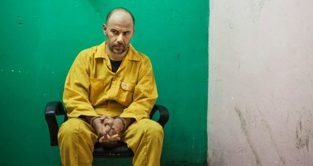 The terrorist, Ammar Ali (Abu Abdallah), General supplier with explosives to Baghdad, and has dozens of operations in Baghdad, and now it is one in prisons in, baghdad, Iraq. June 17 2015.