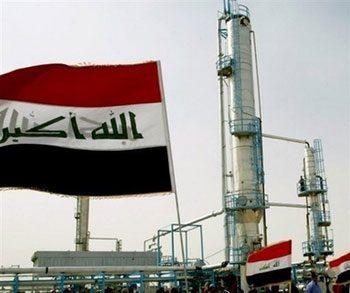 النفط العراق