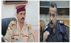 انباء عن تغيير قائد شرطة كربلاء غانم الحسيني باللواء احمد الزويني