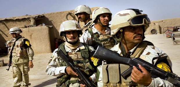 1151826 soldiers of new iraqi army