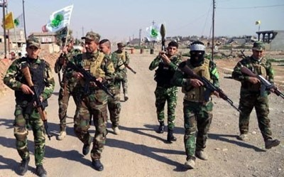 مقتل واصابة 110 من عناصر داعش في الانبار