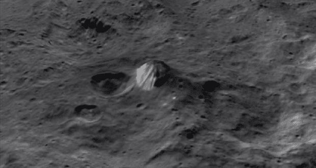 """شبكة عراق الخير والمحبة : صور محيرة لهرم فضائي غامض على سطح الكوكب """"سيريس"""" (فيديو)"""