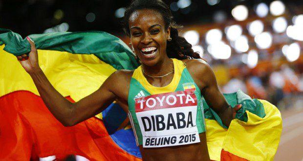 فازت العداءة الأثيوبية غنزيبي ديبابا بذهبية سباق 1500 متر في بطولة العالم لألعاب القوى المقامة في بكين الثلاثاء 25 أغسطس /آب لتحقق أول ألقابها الكبرى خارج القاعات.