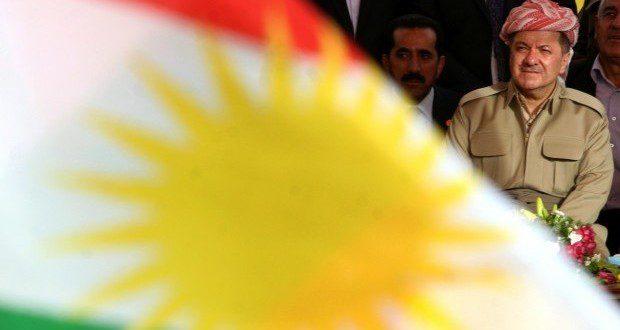 Kurdistan Flag Barzani e1376395851288