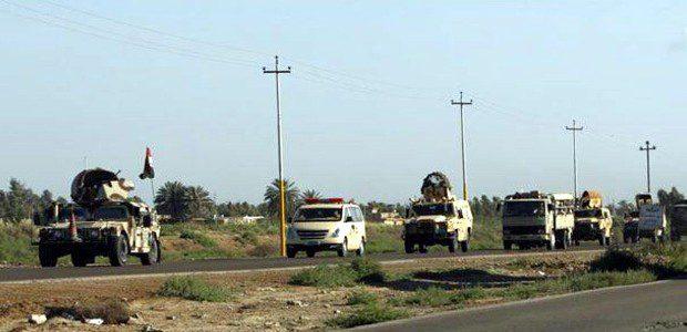 قوات من وسط وجنوب العراق لدعم الجيش ضد القاعدة بالانبار