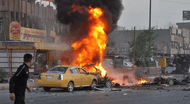 bomb baghdad