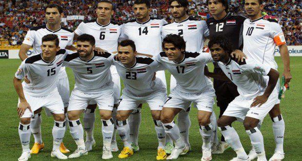 استبعاد لاعبين من معسكر منتخب العراق في قطر بسبب الاصابة