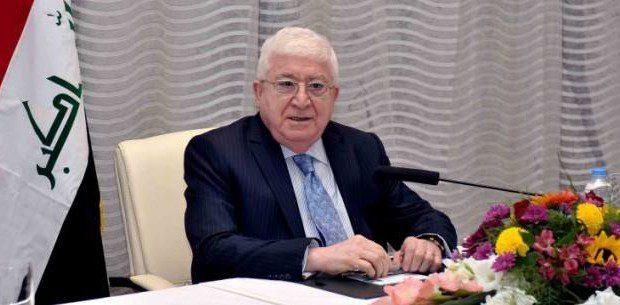 الرئيس العراقي: لم اسمع بإصلاحات العبادي إلا من خلال الإعلام