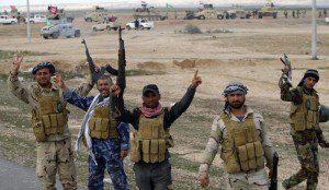 مقتل 3 امراء لتنظيم داعش الارهابي في مناطق الانبار وبيجي