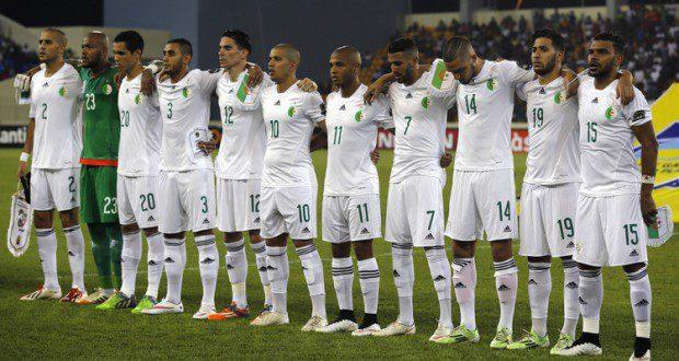 فاز المنتخب الجزائري لكرة القدم على نظيره منتخب ليسوتو بنتيجة 3-1 لحساب الجولة الثانية من المجموعة العاشرة ضمن التصفيات المؤهلة لنهائيات كأس أمم أفريقيا 2017 بالغابون.
