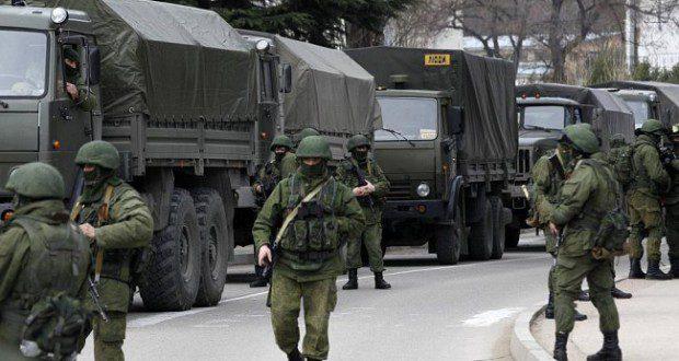 التواجد الروسي العسكريه بات حقيقه واقعه