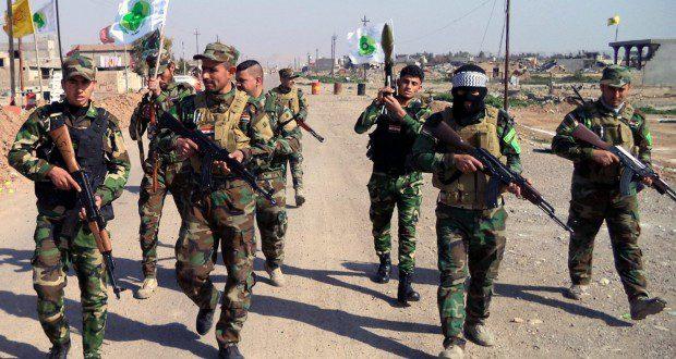 """كريم النوري: يتوعد داعش بـ""""زلزال"""" في بيجي"""