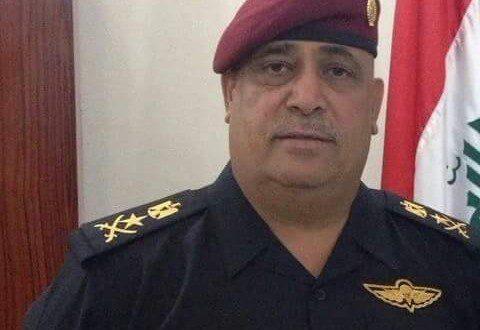 رشيد فليح يتسلم مهام قيادة الحشد الشعبي في محافظة الأنبار