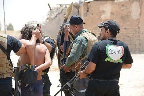 الاسرائيلي الداعشي (يوسي ايلون شاحاك)العقيد في الجيش الاسرائيلي