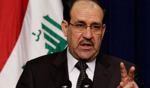 المالكي يرفض عودة اية قوات اجنبية للعراق ويحذر من المساس بالسيادة الوطنية