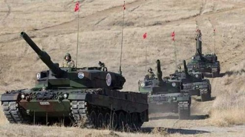 الناتو يرسل قوات عسكرية لتركيا بعد الاختراقات الروسية لاجوائها