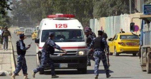 استشهاد مدني واصابة سبعة اخرين بتفجير شمالي بغداد