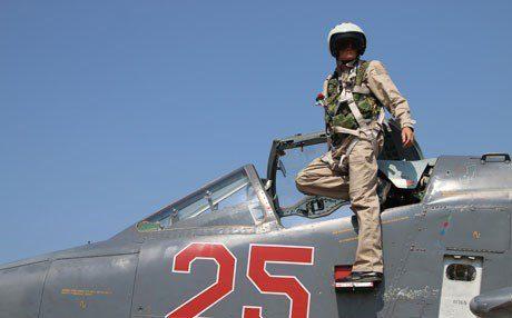 الزاملي: العراق قد يطلب قريبا شن غارات روسية ضد داعش