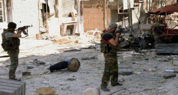 زحمة مخابراتية على سكة حلب !