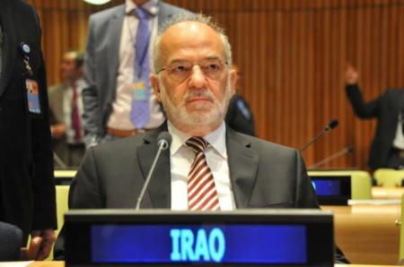 الجعفري يشدد على ضرورة اعتماد الحل السياسي للأزمة السورية