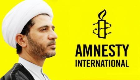 العفو الدولية تجدد مطالبتها الإفراج الفوري عن الشيخ سلمان