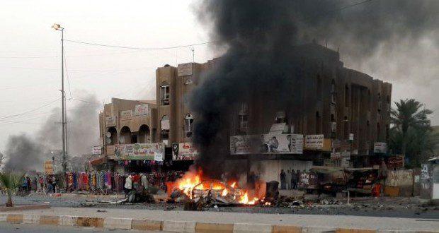 استشهاد واصابة ثلاثة اشخاص بتفجير بطوزخورماتو