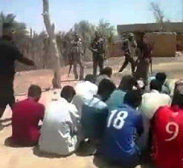 قواتنا الامنية المشتركة تدخل مدينة الرمادي وتؤسر عددا من الدواعش