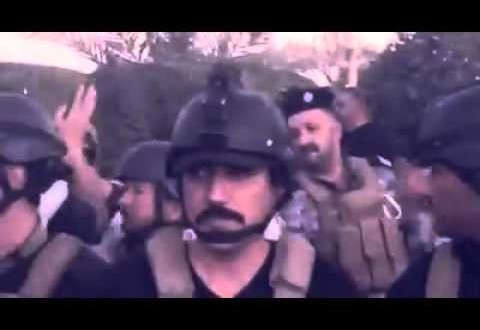 لاحداث الكاملة لتظاهرات كربلاء واعمال العنف التي رافقتها الجمعة 9-10-2015م
