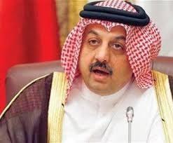 شبكة عراق الخير : وزير الخارجية القطري : سنتدخل عسكريا في سوريا إن تطلب الأمر