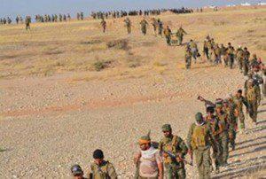 """هل ستكون معركة """" كسر العظم """" هي الاخيرة مع داعش ؟"""
