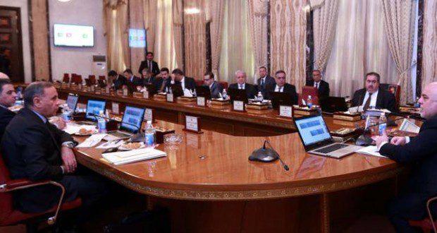 مجلس الوزراء على قيام الوزارات كافة بتأمين احتياجاتها من منتوجات وزارة الصناعة والمعادن