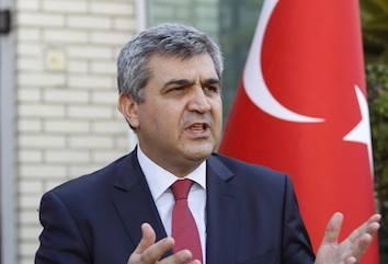 السفير التركي في بغداد