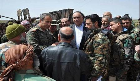 اتفاق حول خروج المسلحين من آخر معاقلهم في حمص