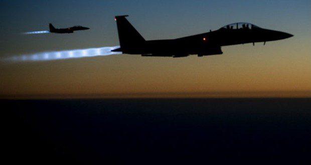 التحالف يشن 31 ضربة جوية على داعش في العراق وسوريا