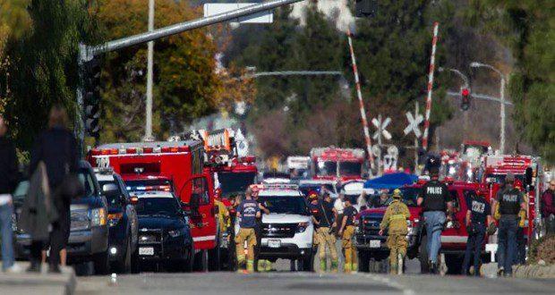 """أفادت وسائل إعلام أمريكية الجمعة 4 ديسمبر/كانون الأول أن منفذة هجوم كاليفورنيا بايعت تنظيم """"الدولة الإسلامية"""" في وقت سابق."""