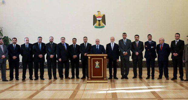 الوزراء
