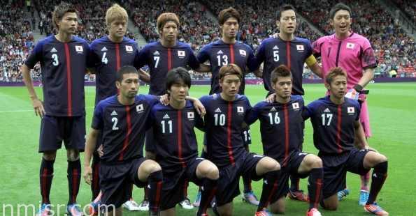 منتخب-اليابان-الاولمبى - كاس اسيا تحت 23