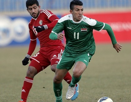العراق-واليمن-الاوليمبي
