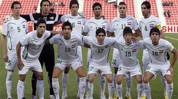 منتخب-العراق-الأولمبي